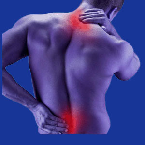 Combination neck pain