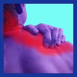 Fibromyalgia neck and shoulder pain