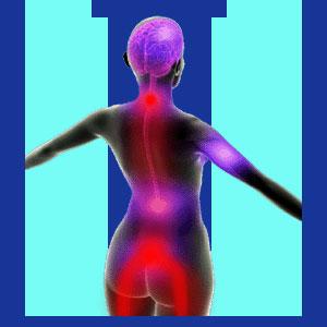 Neck pain with weak legs