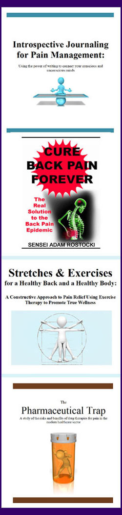 neck pain books