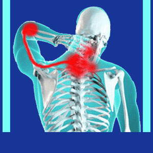 Repetitive strain neck pain
