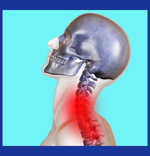 Shooting pain in the neck