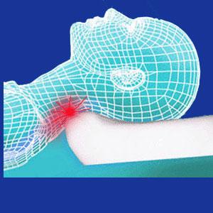 Sleeping neck pain