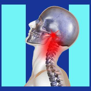 TMJ neck pain